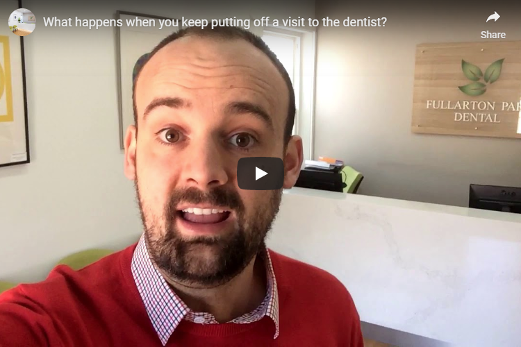 What Happens When You Keep Putting Off A Visit To The Dentist?