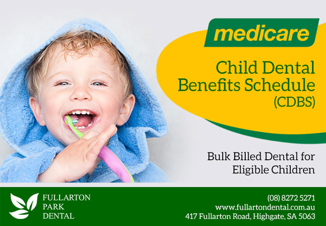 Medicare Benefits for Children's Dentistry at Fullarton Park Dental